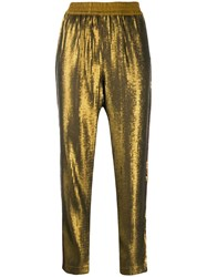 Scotch And Soda Cropped Sequin Trousers 60