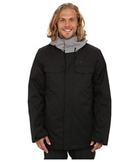 Oakley Division 2 Biozone Insulated Jacket Jet Black Men's Coat