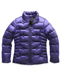 The North Face Aconcagua Shimmer Down Jacket Blue