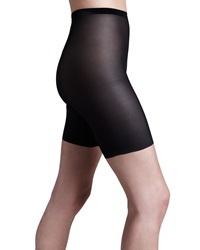 Wolford Tulle Control Shapewear Shorts Black 40 10