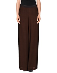 Siyu Casual Pants Brown
