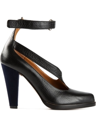 Chloe Chloe Strappy Pumps Black
