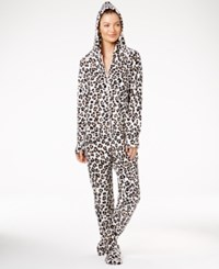 By Jennifer Moore Hooded And Footed Pajamas Only At Macy's
