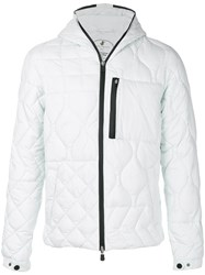 Save The Duck Quilted Jacket Polyester Recycled Polyester S White