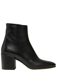 Strategia 50Mm Leather Ankle Boots