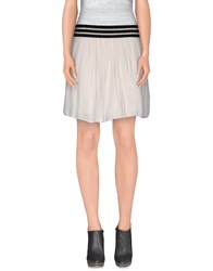 Lou Lou London Skirts Mini Skirts Women White