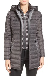 Vince Camuto Women's Quilted Down Coat Iron