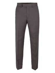 Pierre Cardin Men's Grey Micro Trouser Grey