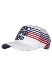 Superdry Cap White