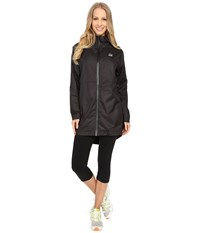 Puma Long Windrunner Black Women's Coat