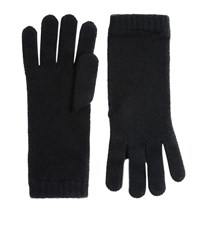 Harrods Of London Cashmere Knitted Gloves Female