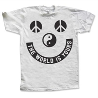 Print Liberation Store Smile The World Is Yours Pl Classics Collections