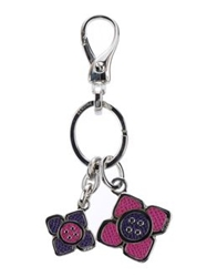 Tod's Key Rings Purple