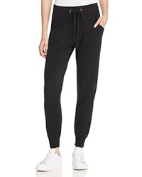Bloomingdale's C By Cashmere Joggers Black