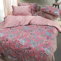 Pip Studio Berry Bird Duvet Set Pink
