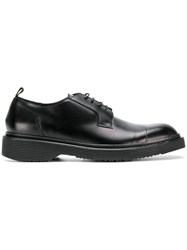 Oamc Derby Shoes Black