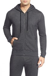 Men's Derek Rose Cotton Zip Hoodie