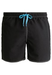 Arena Fundamentals Swimming Shorts Black White