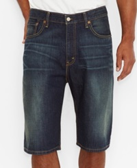Levi's 569 Loose Fit Springstein Shorts Blue