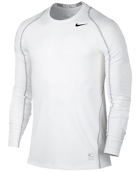 Nike Pro Cool Dri Fit Fitted Long Sleeve Shirt