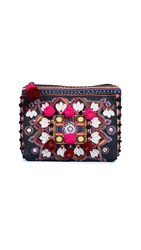 Star Mela Manali Purse Black Multi