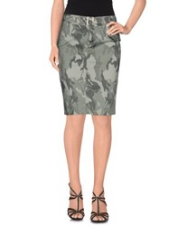 Dekker Skirts Knee Length Skirts Women
