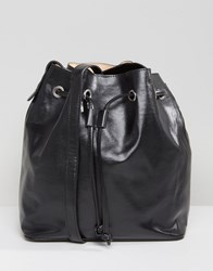 Qupid Bucket Bag Black