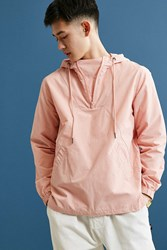 Publish Zachery Nylon Anorak Jacket Pink