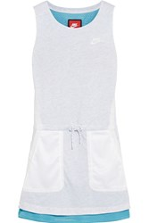 Nike Premium Pack Modal Blend Jersey Dress White