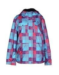 Billabong Coats And Jackets Jackets Women Azure