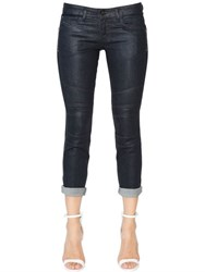Diesel Black Gold Perge New Slim Crop Reform Denim Jeans