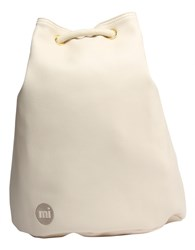 Mi Pac Tumbled Swing Bag Cream
