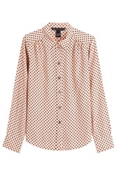 Marc By Marc Jacobs Printed Blouse Dots