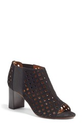 Aquatalia By Marvin K Women's Shari Weatherproof Perforated Bootie