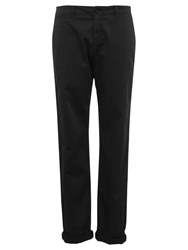 French Connection Summer Stretch Chinos Black