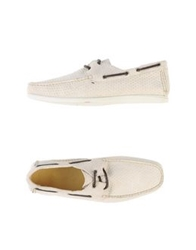Gold Brothers Moccasins Ivory