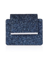 Coast Thora Sparkle Box Bag Navy