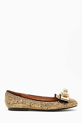 Nasty Gal Jeffrey Campbell Martini Studded Loafer
