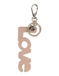 Coccinelle Key Rings Skin Color