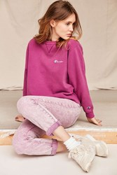 Urban Renewal Vintage Champion Plum Sweatshirt Assorted