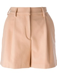 Mcq By Alexander Mcqueen Mcq Alexander Mcqueen High Waisted Shorts Pink And Purple