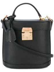 Mark Cross Benchley Tote Women Leather One Size Black