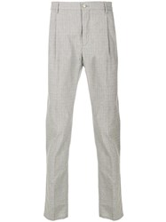 Hackett Tailored Trousers Grey
