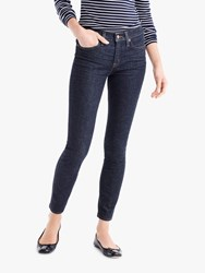 J.Crew High Rise Lookout Jeans Classic Rinse