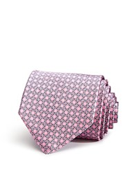 Bloomingdale's The Men's Store At Quad Link Classic Tie Pink