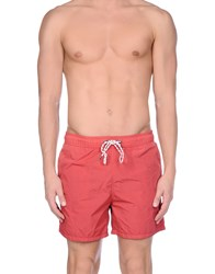 At.P. Co At.P.Co Swim Trunks Red