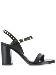 Zadig And Voltaire Rockstud Sandals Black