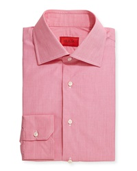 Isaia Solid Color Dress Shirt