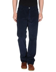 Lardini Casual Pants Dark Blue
