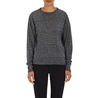 Etoile Isabel Marant Women's Klow Long Sleeve T Shirt Grey